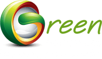 Green Web Media Business Logo