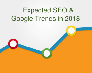 Expected SEO & Google Trends in 2018
