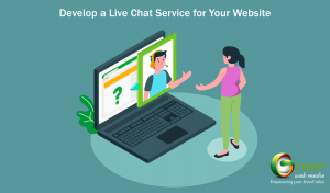 Develop a Live Chat Service for Your Website