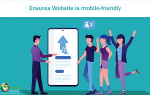 mobile-friendly website