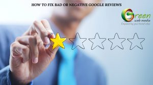how to fix bad google reviews