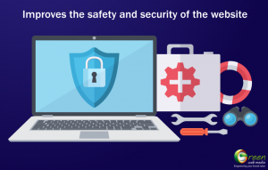 improve the safety and security of website