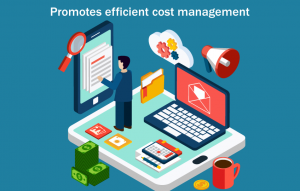Promotes efficient cost management