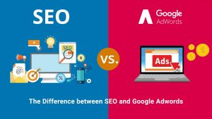 SEO vcs Adwords