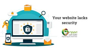 Your-website-lacks-security