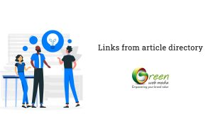 Links-from-article-directory