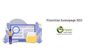 Prioritize-homepage-SEO