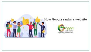 How-Google-ranks-a-website