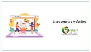 Irresponsive-websites