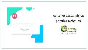 Write-testimonials-on-popular-websites