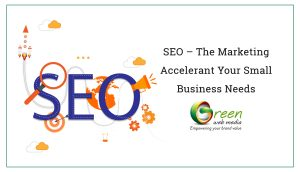 SEO – The Marketing Accelerant Your Small Business Needs