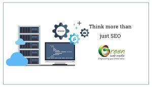 Think more than just SEO