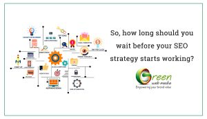 how long should you wait before your SEO strategy starts working