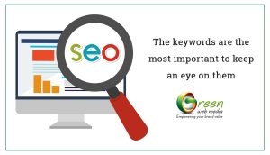 The keywords are the most important to keep an eye on them