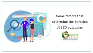 Some factors that determine the duration of SEO outcomes