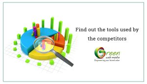Find out the tools used by the competitors